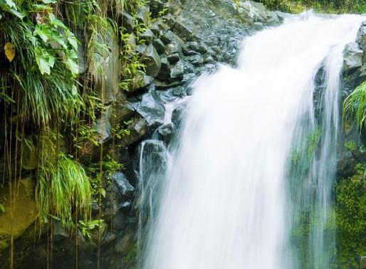 Водопады Гренады