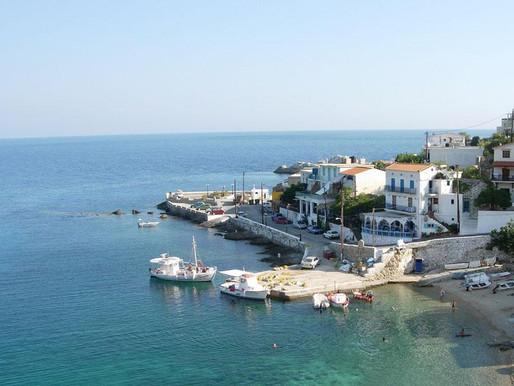 Острова Икария и Фурни, Греция