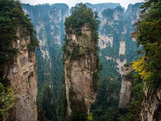 Живописный и исторический район Улинъюань, Китай