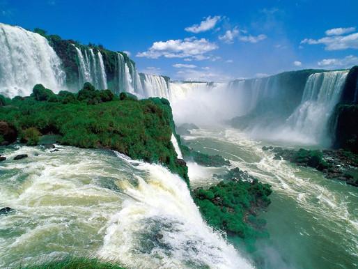Ниагарский водопад, Канада и США