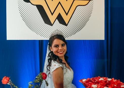 Superman e Wonderwoman