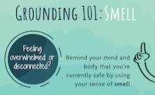 Grounding 101: Smell