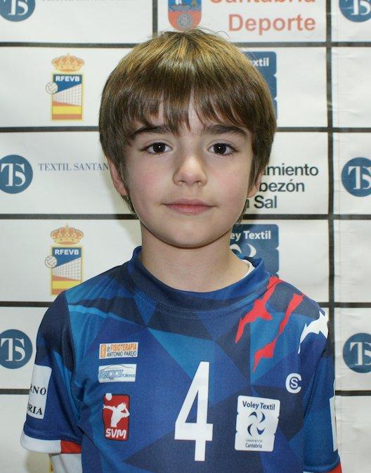 B Hugo Parejo