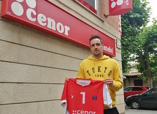 Chimo Bárcena seguirá defendiendo el orgullo de Cabezón en Superliga