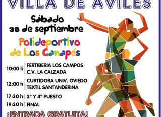 El Voley Textil Femenino inaugura la pretemporada en Avilés