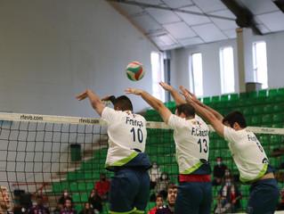 El Voley Textil Santanderina recibe al UBE L´Illa Grau en el inicio de una semana de tres partidos