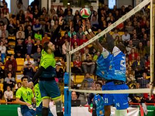 El Voley Textil Santanderina sufre en Almoradí su primera derrota a domicilio de la temporada
