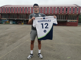 Aurelio Rodríguez vuelve a casa