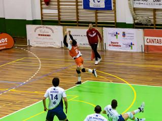 José Osado disputará su tercera temporada en el Voley Textil Santanderina