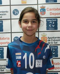A Carlota Zubizarreta Vega