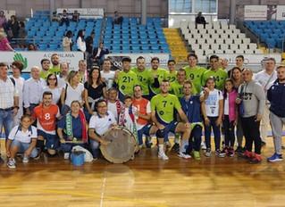 Gran debut liguero del Voley Textil Santanderina con victoria en Lugo