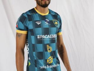 El brasileño Gabriel França debutará en Europa en el Voley Textil Santanderina