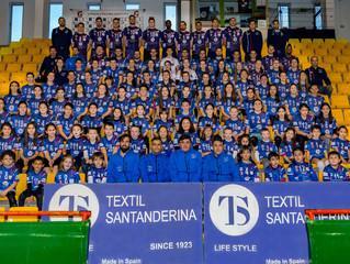 El Voley Textil Santanderina pretende poner el mejor broche a la temporada