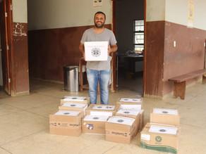 AFV ships dozens of kilos of COVID-19 medicines to indigenous communities of Xingu