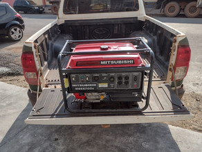 AFV boosts its logistical support to anti-fire brigades in the Amazon