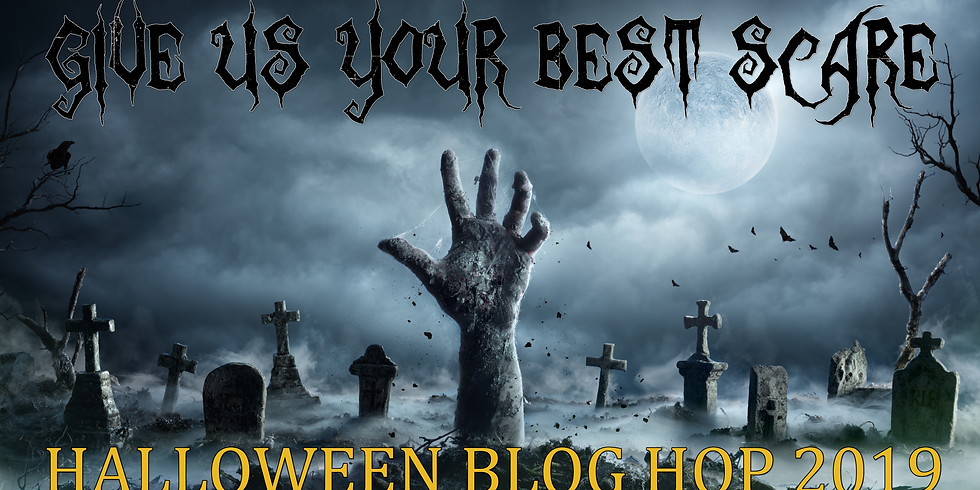 """""""Give Us Your Best Scare!"""" Halloween Blog Hop"""