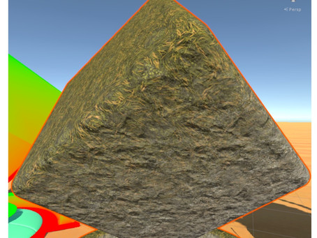 Tri-Planar Mapping for 2Layer Blend shader.