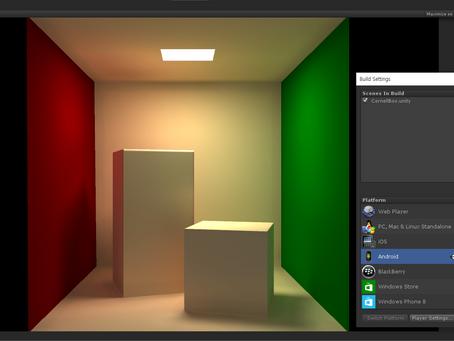 Lightmap Advanced GI test in Unity 4.X with Beast XML