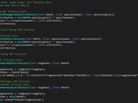综合研究基于物理的渲染算法Unity3D。.( 번역)