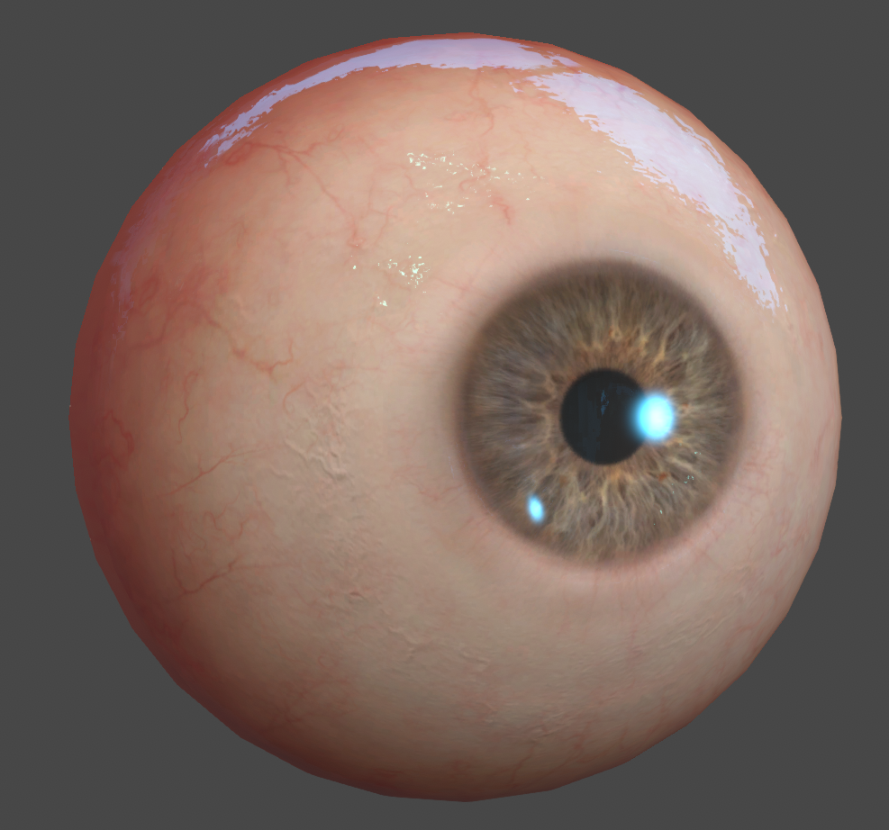 Custom color specular