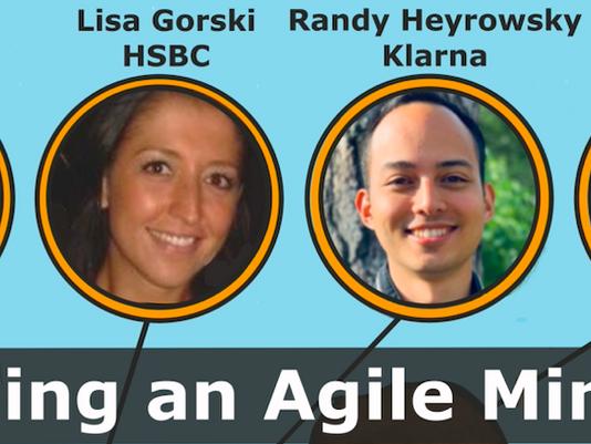 Event | Building an agile mindset