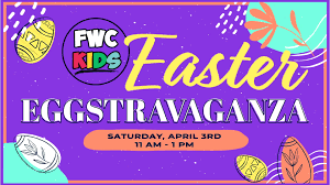 Family Worship Center hosts special Easter events