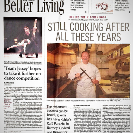 The Record - Still Cooking After all These years