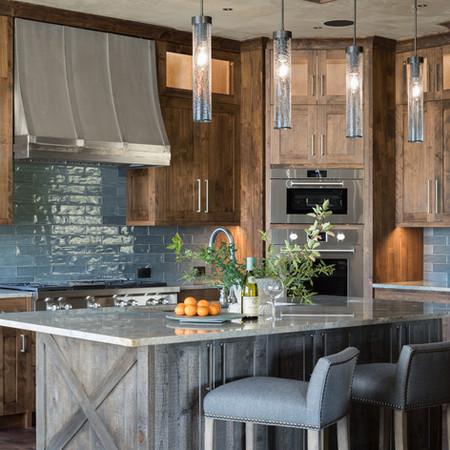 Kitchen - Jackson Hole, WY