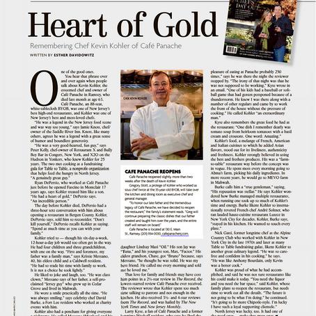 201 Magazine - Remembering Kevin Kohler