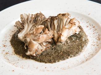 Hen-of-the-Woods Mushrooms