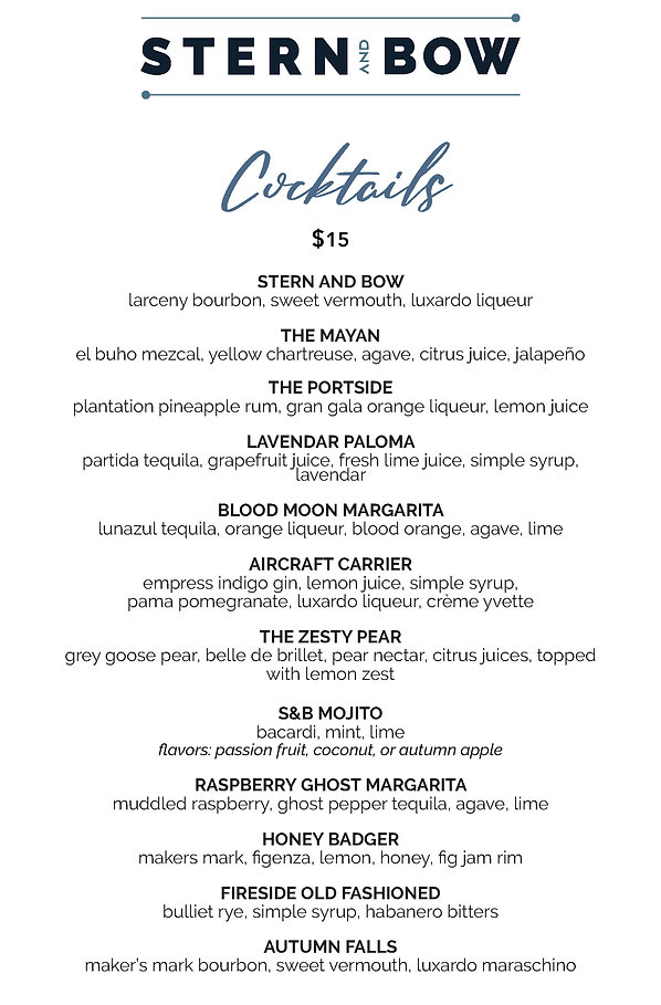 MENU - Cocktails - Stern and Bow - 10-01-21.jpg