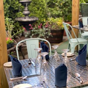 Garden Patio Table - 76 House
