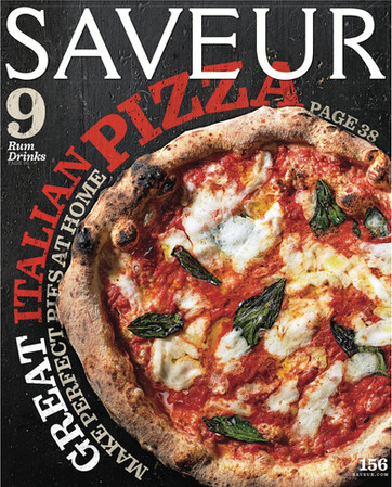 Saveur - 14  Page COVER Story