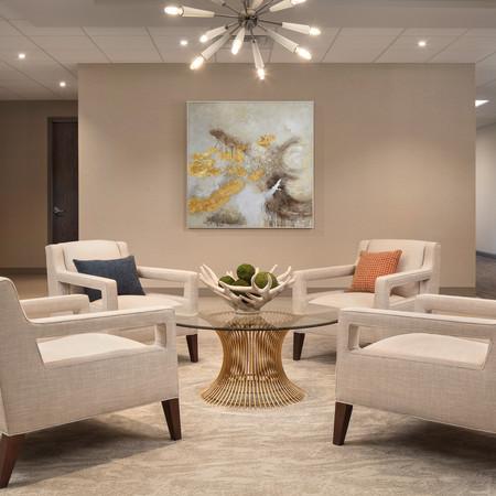 Office Reception Area - Bergen County, NJ
