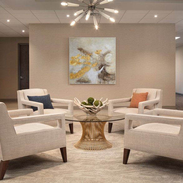 Office Reception Area - Bergen County, NJ