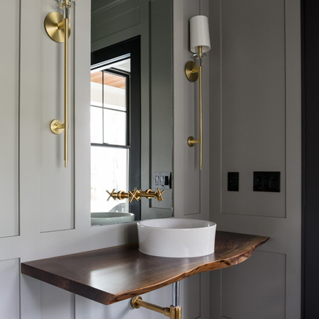 Bathroom Detail - Woodcliff Lake, NJ