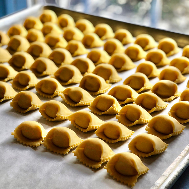 Housemade Agnolotti - 76 House