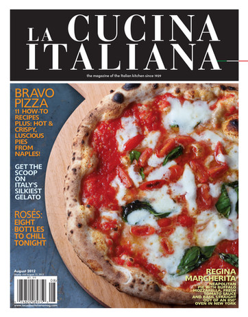 La Cucina Italiana - 9 Page COVER Story
