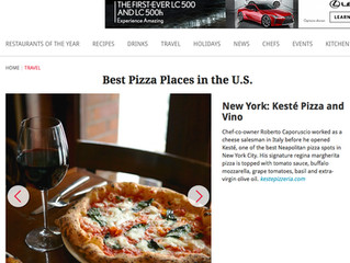 Food & Wine - Best Pizza Places in the US