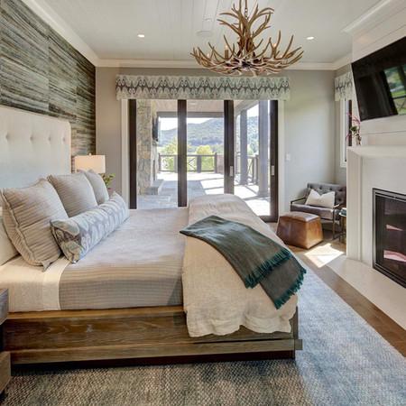 Master Bedroom - Silo Ridge Field Club Residences, Amenia, NY