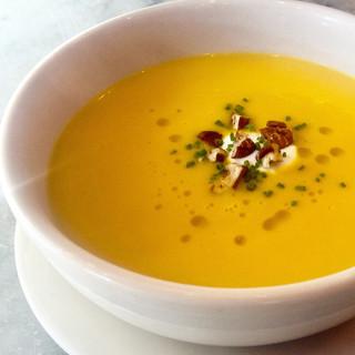 Butternut Squash Soup - 76 House
