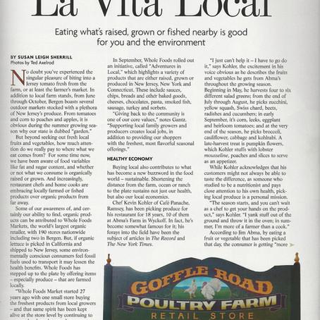 201 Magazine - La Vita Local