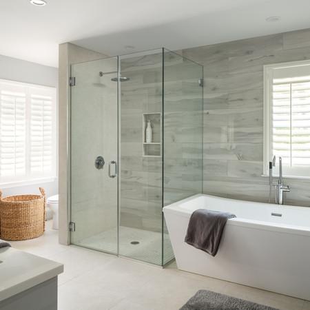 Master Bathroom - Montvale, NJ