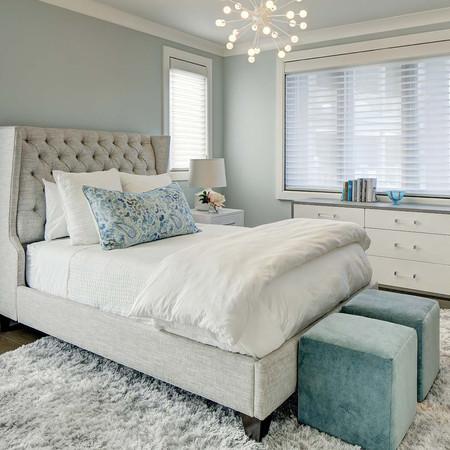 Guest Bedroom - Silo Ridge Residences, Amenia, NY