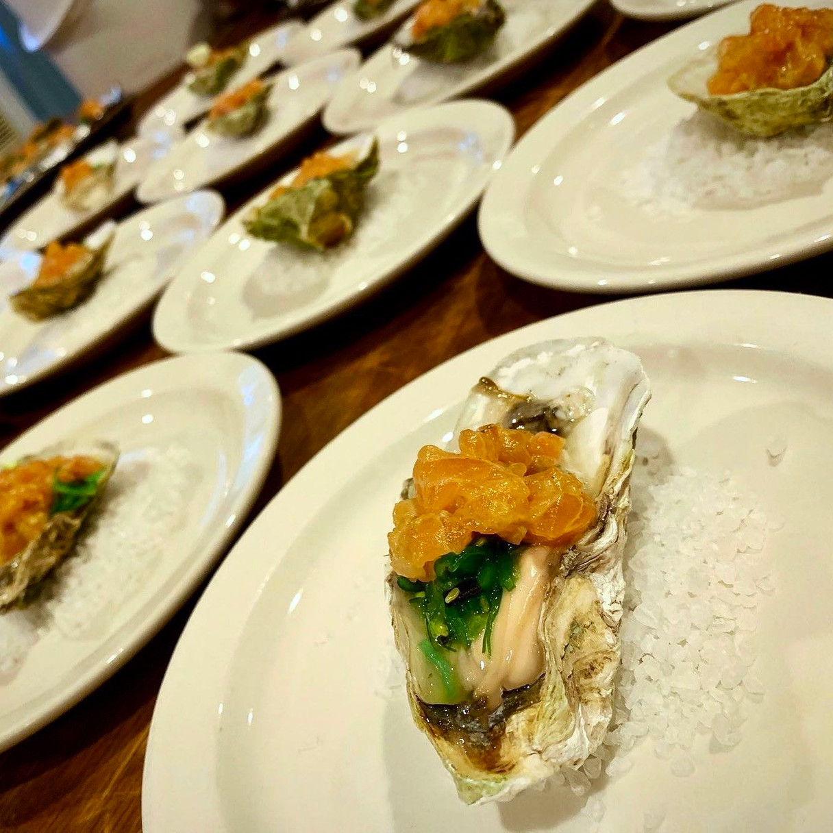 Catering - Oysters - 76 House.JPG