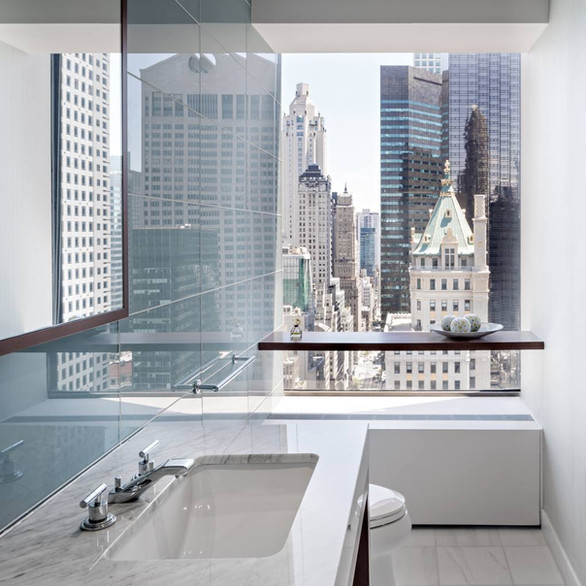 Guest Bathroom - New York City