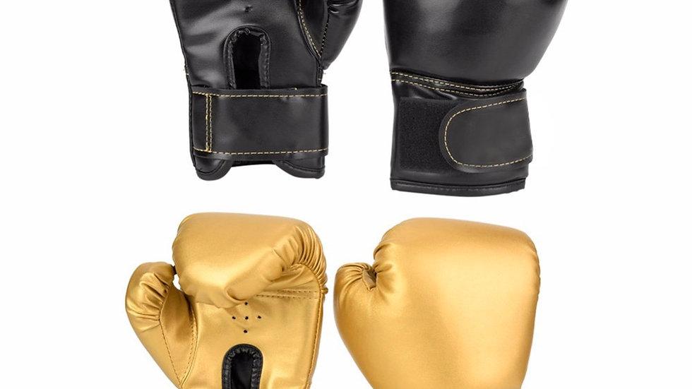 1 Pair Child Boxing Gloves Kids Training Fighting Gloves