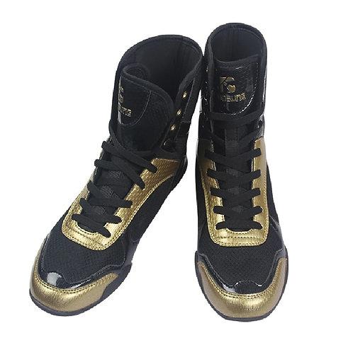 Men Wrestling Shoes Lightweight Boxing Martial Arts Taekwondo Sanda Training Sho