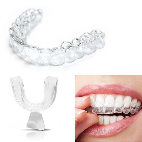 Mouth Guard EVA Teeth Protector Night Guard Mouth Trays for Bruxism Grinding Ant