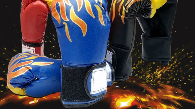 Adults Children Kickboxing Boxing Hand Protect Wear Breathable Adjustable